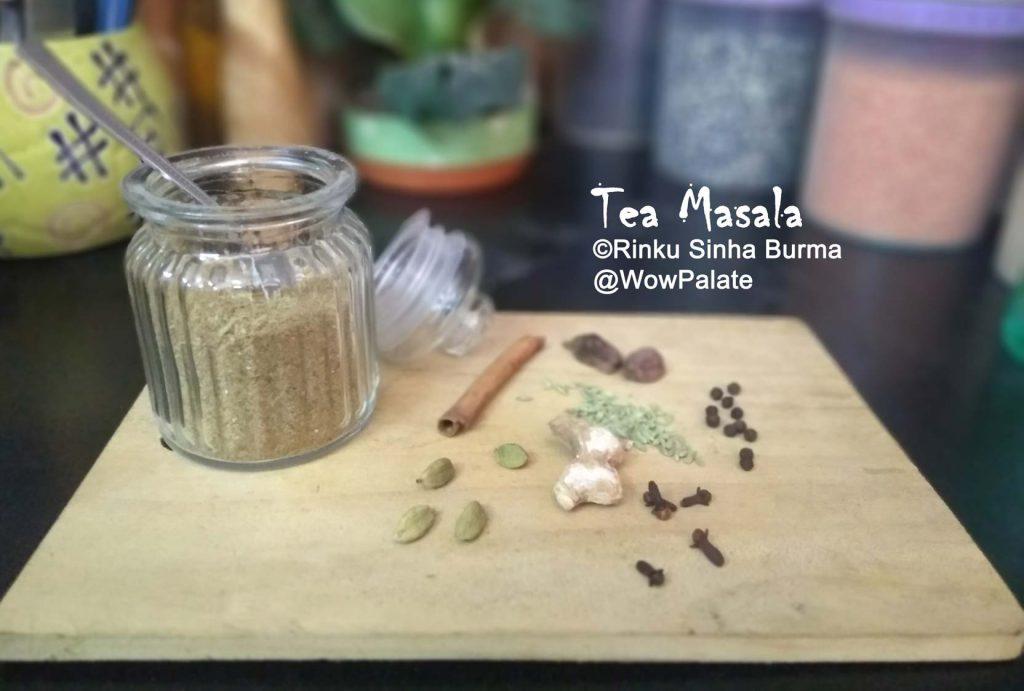 Chai Masala (Tea Masala)