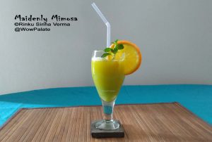 Maidenly Mimosa
